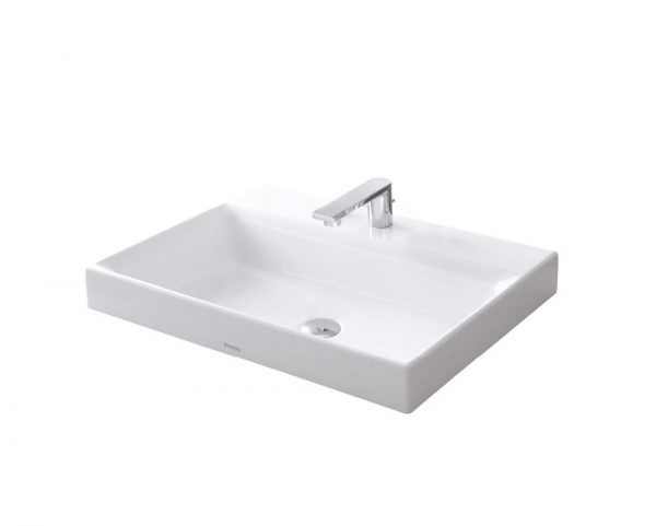 Chậu rửa mặt lavabo đặt bàn TOTO LW1617C