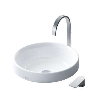 Chậu rửa lavabo đặt bàn TOTO LW1704B