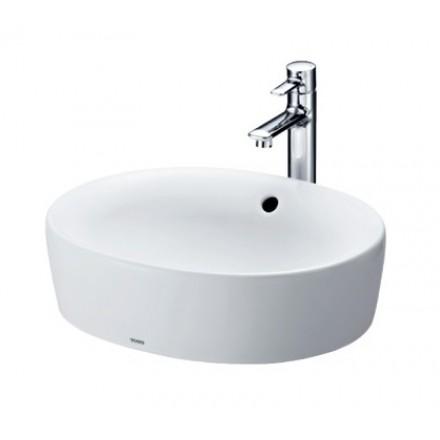 Chậu rửa mặt lavabo đặt bàn TOTO LW760LB