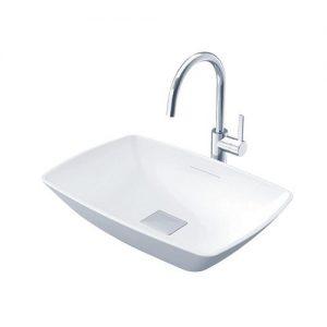 Chậu rửa mặt lavabo đặt bàn TOTO PJS02WE#GW