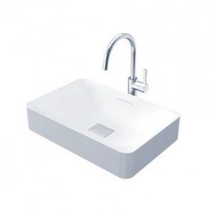 Chậu rửa mặt lavabo đặt bàn TOTO PJS03WE