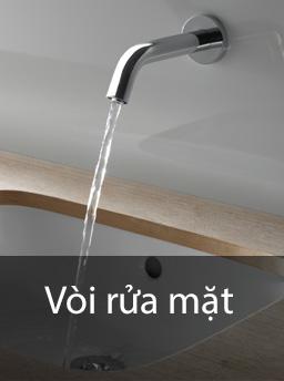Vòi rửa mặt