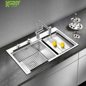 Chậu rửa bát Geler GL-8248